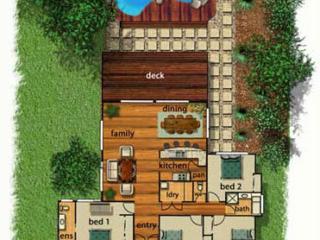 Pole Home 4 bedroom design - Concept 3
