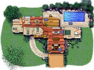 Pole Home 4 bedroom design - Concept 4