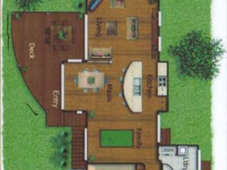 Pole Home 4 bedroom design - Concept 5