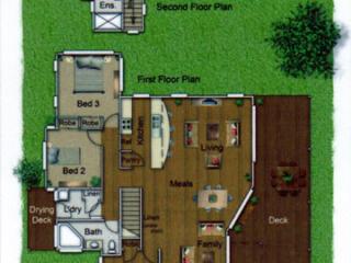 Pole Home 3 bedroom design - Concept 6